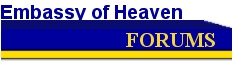 Embassy of Heaven Forums
